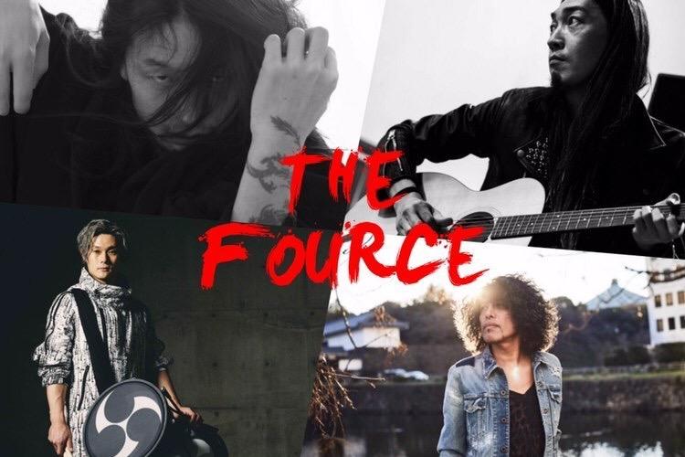 「【THE FOURCE レポート】ATSUSHI(ex. Dragon Ash)、KOHKI(BRAHMAN / OAU)、佐藤タイジ、坂本雅幸によるスペシャルセッション」のアイキャッチ画像