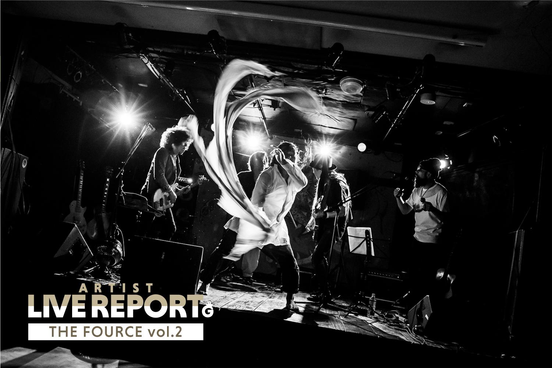 「【THE FOURCE】ATSUSHI、KOHKI、佐藤タイジ、坂本雅幸によるスペシャルセッションが二度目の開催」のアイキャッチ画像